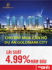 mua goldmark city vay maritime bank
