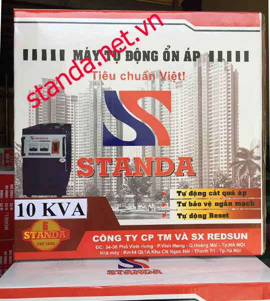 On ap standa 10kva 150v-250v-chinh hang