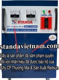 Khuyến cáo: Cty cp Standa Việt Nam đã sâm phạm quyền sở hữu nhãn hiệu của công ty CP Thương Mại Và Sản Xuất Redsun