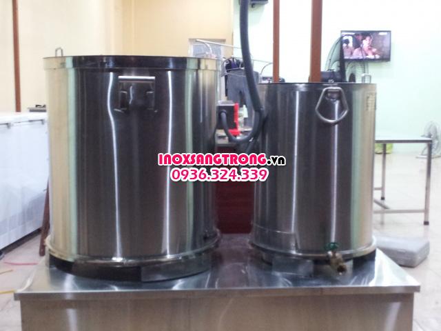 Sản phẩm nồi phở điện inox đạt chuẩn chất lượng cao