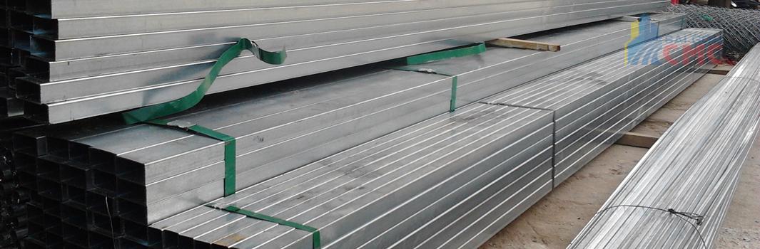 Thép hộp mạ kẽm giá rẻ, giá thép được niêm yết theo nhà máy sản xuất thép.