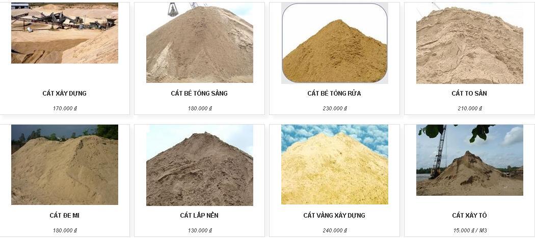 cát san lấp