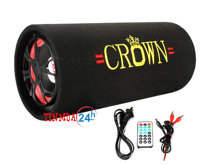 loa nghe nhạc Crown T588 dạng ống