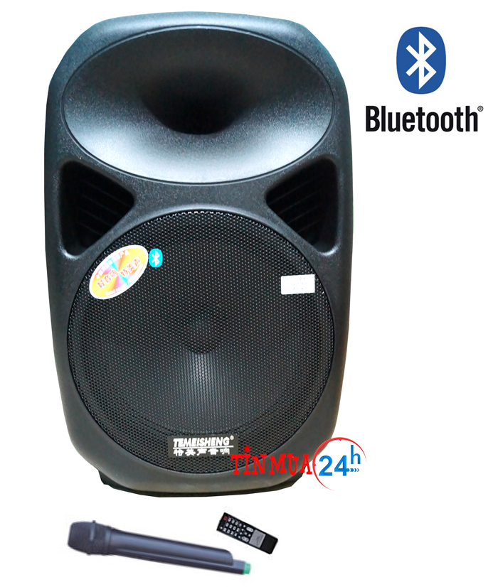 Loa vali kéo di động Temeisheng A28 bluetooth- loa hát karaoke đỉnh cao