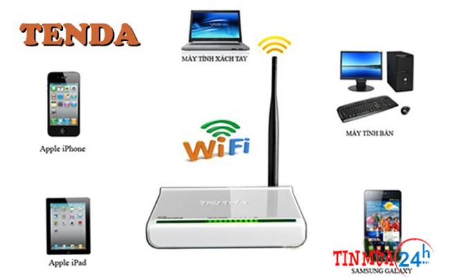 Bộ Phát Wifi Tenda W311r