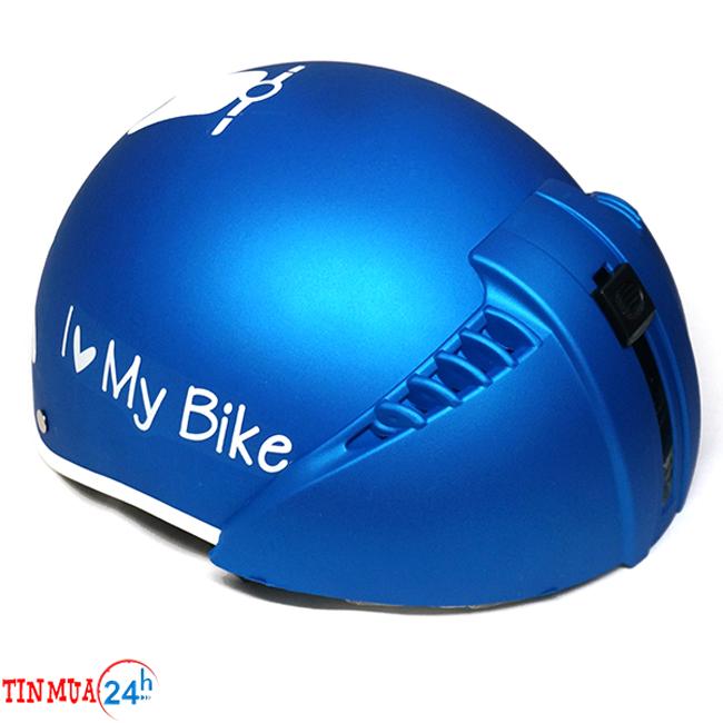 Nón Bảo Hiểm I Love My Bike