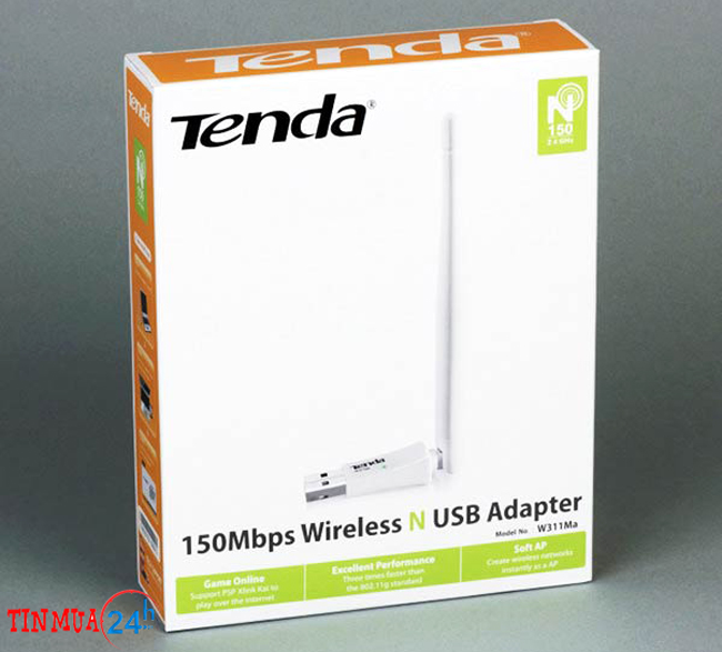 Usb Wifi Tenda W311ma