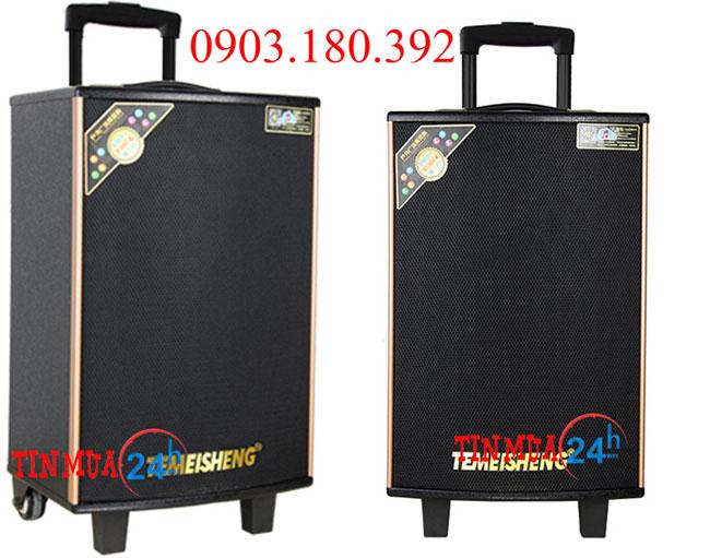 loa vali keo di dong Temeisheng QX 1502