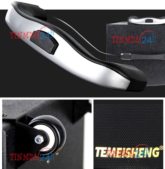 Loa Vali Kéo Di Động Temeisheng QX 1202
