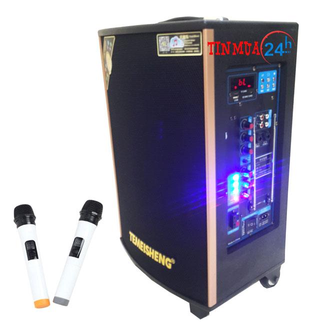 Loa vali kéo di động Temeisheng qx- 1002 (new)