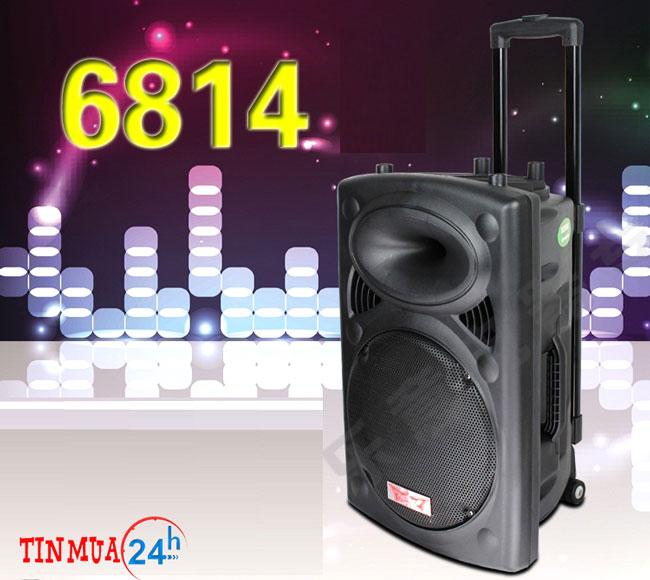 Loa Vali Kéo Di Động Feiyang 6814L