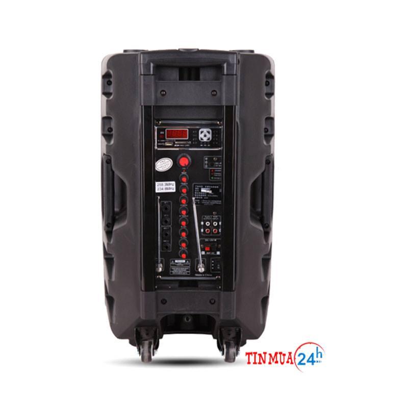 Loa vali kéo di động Feiyang SL16 – loa hát karaoke công suất lớn
