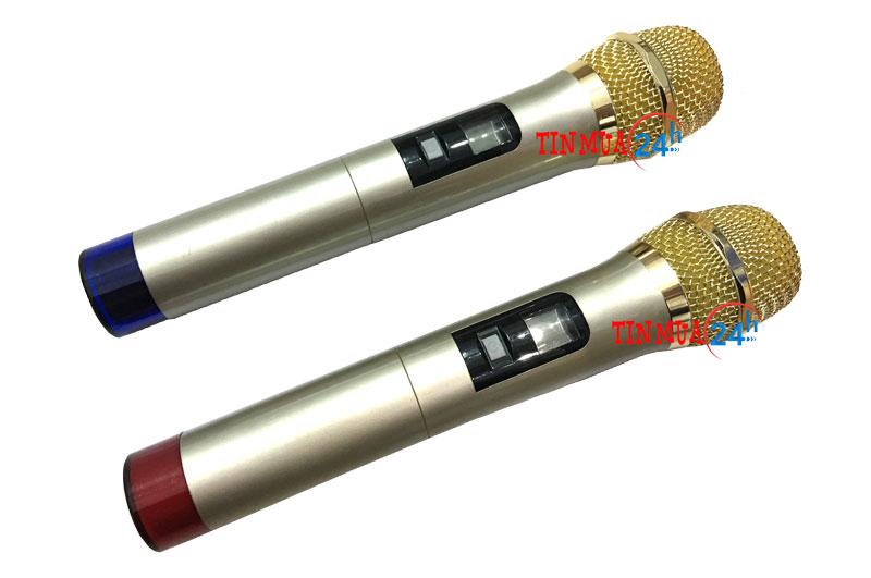 micro loa kéo di động GD 12-02