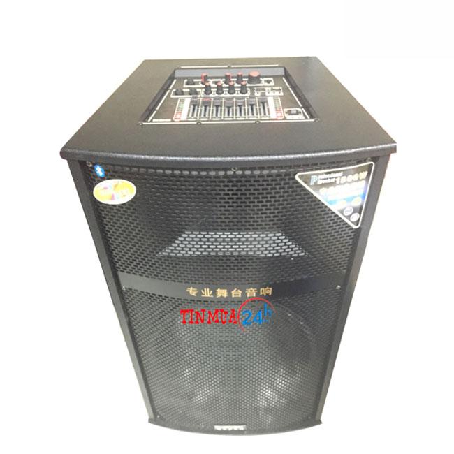 loa karaoke shupo bt127