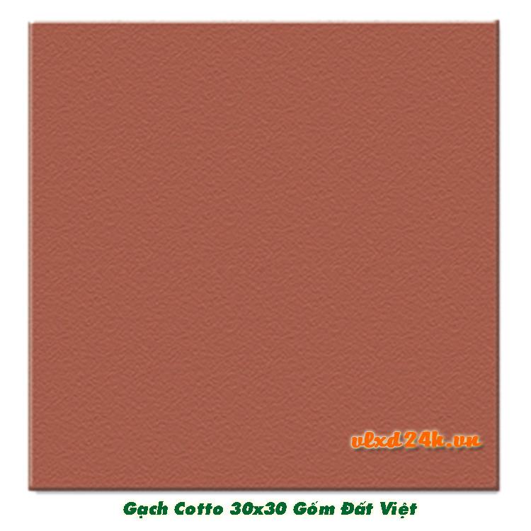 Gạch Cotto 30x30 Gốm Đất Việt