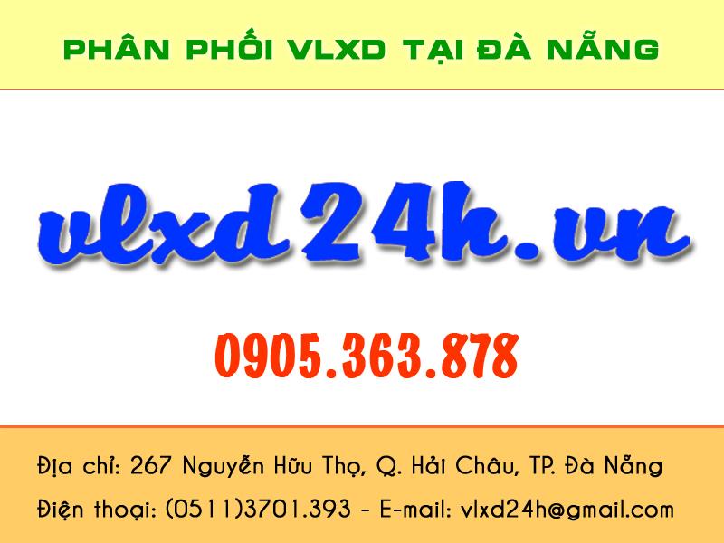 Vật Liệu Xây Dựng Đà Nẵng | VLXD24h.VN