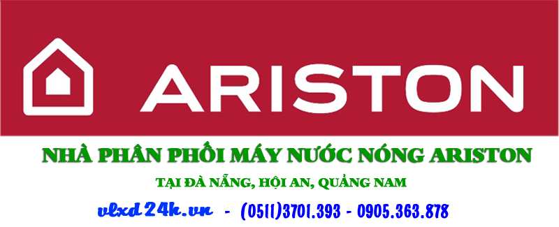 Nhà phân phối máy nước nóng Ariston tại Đà Nẵng, Hội An, Quảng Nam