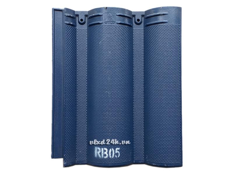 Ngói màu ruby RB05 màu xanh mực