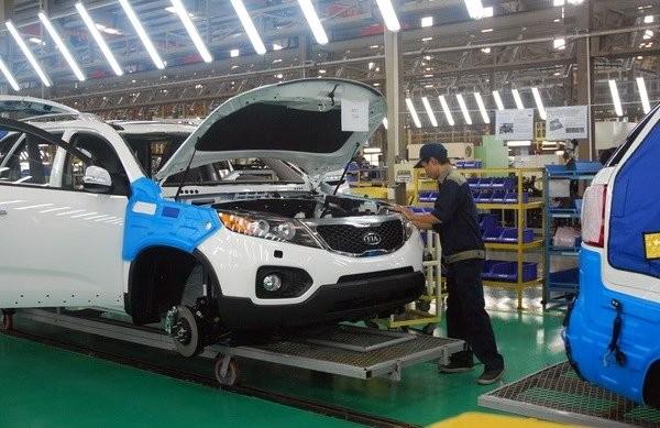 Cứ 1 triệu linh kiện sản xuất tại Việt Nam, có tới 200 linh kiện không đáp ứng yêu cầu chất lượng.Bulong