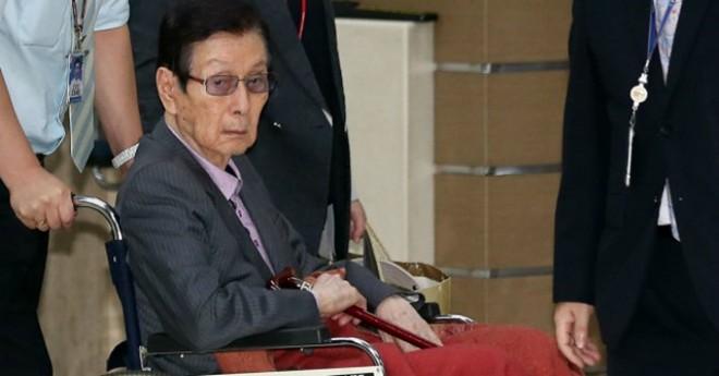 bulong.Nhà sáng lập Lotte - Shin Kyuk-ho đã bước sang tuổi 94.