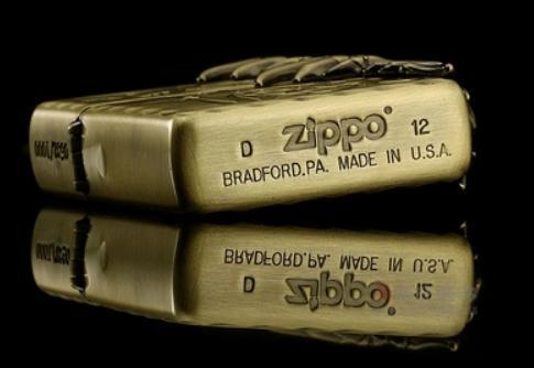 zippo móng rồng