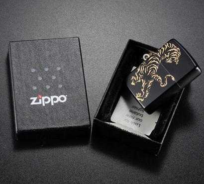 zippo hổ nhật 1