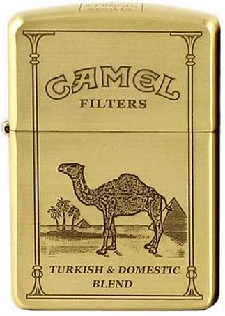 zippo camel