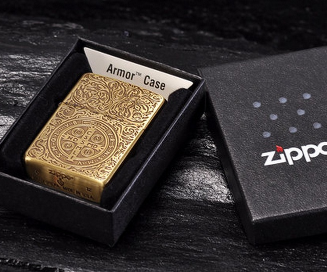 zippo dong vo day
