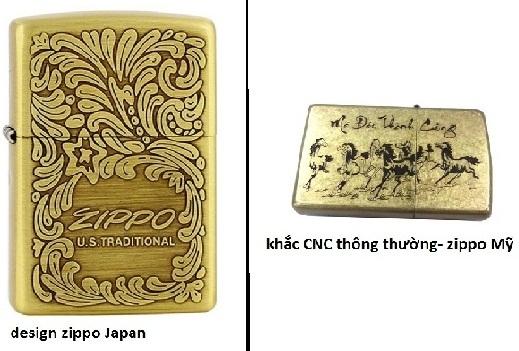 zippo Nhật