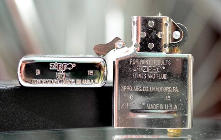 Zippo Armor 40 years 1