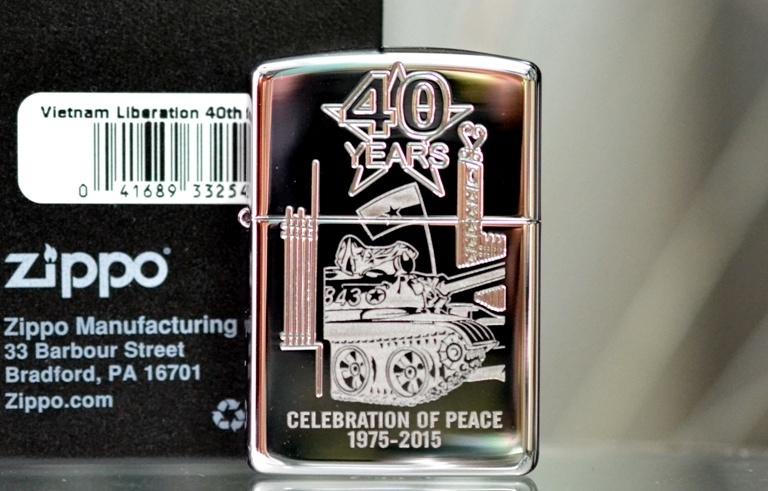 Zippo Armor 40 years 3