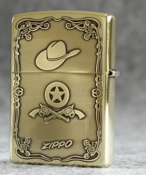 Zippo cô gái HOT COWGIRL