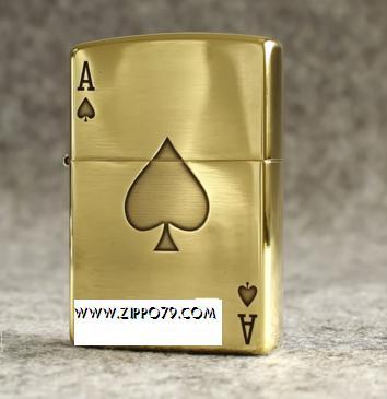 zippo lá bài mách bích