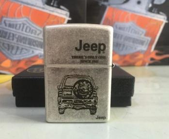 Zippo xe Jeep giới hạn 5000 con 05
