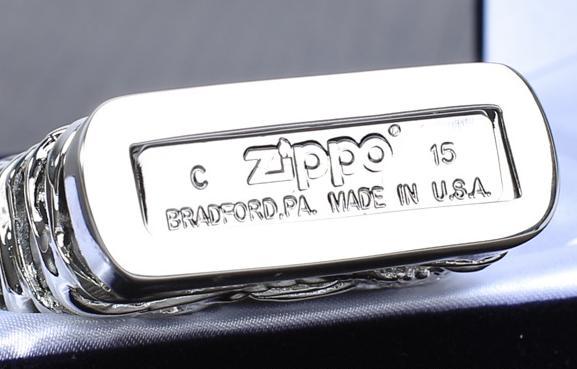 zippo rồng khối chính hãng mỹ