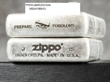 zippo 300 bạc