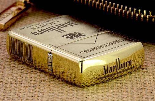 zippo hiệu thuốc lá marlboro chính hãng