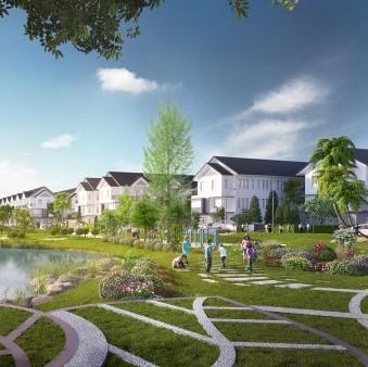 thiết kế park riverside quận 9