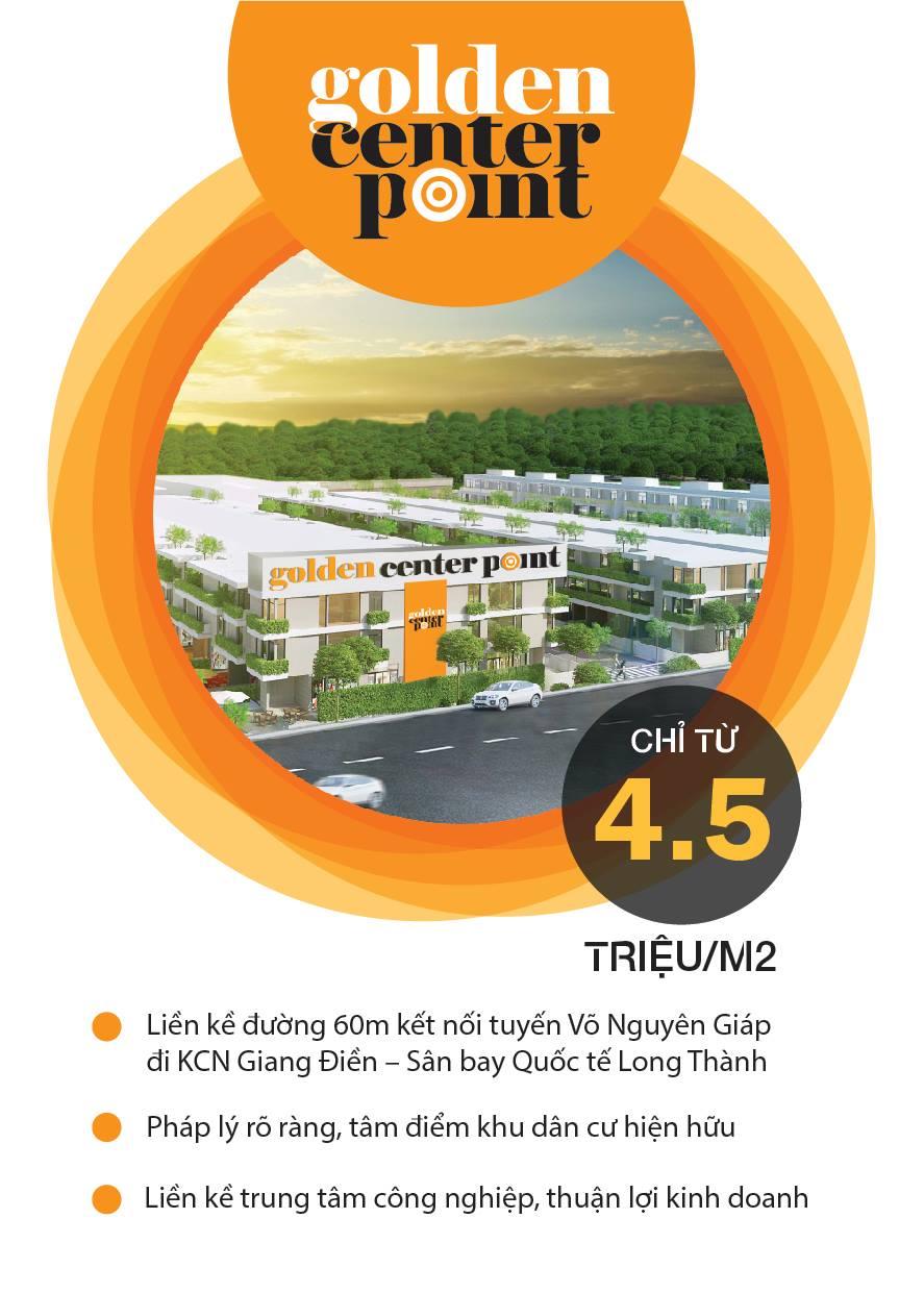 Dự án Golden Center Point