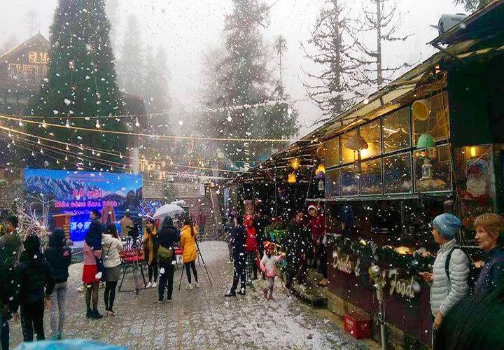 Hội chợ mùa đông