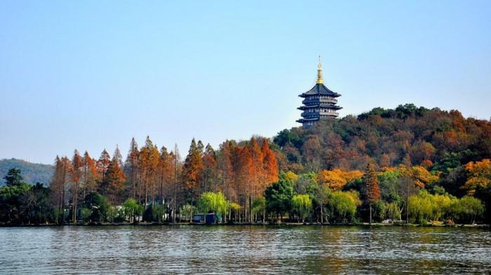 Tháp Lôi Phong - Hàng Châu