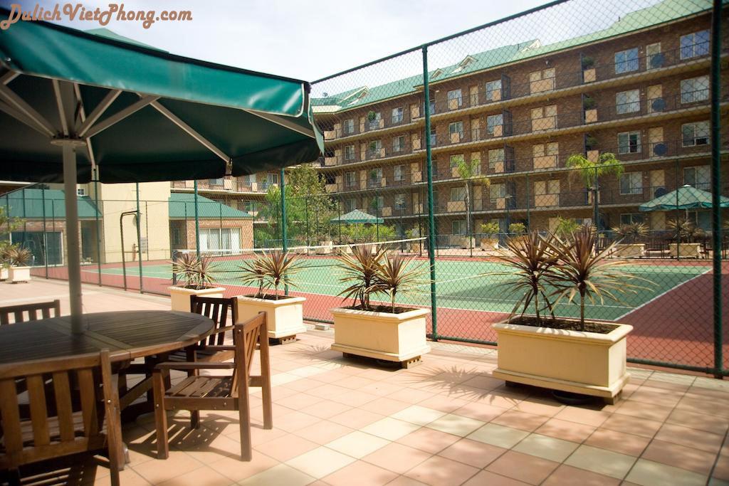 Khách sạn Westend Backpakers