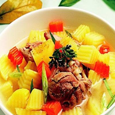 canh Khoai tây