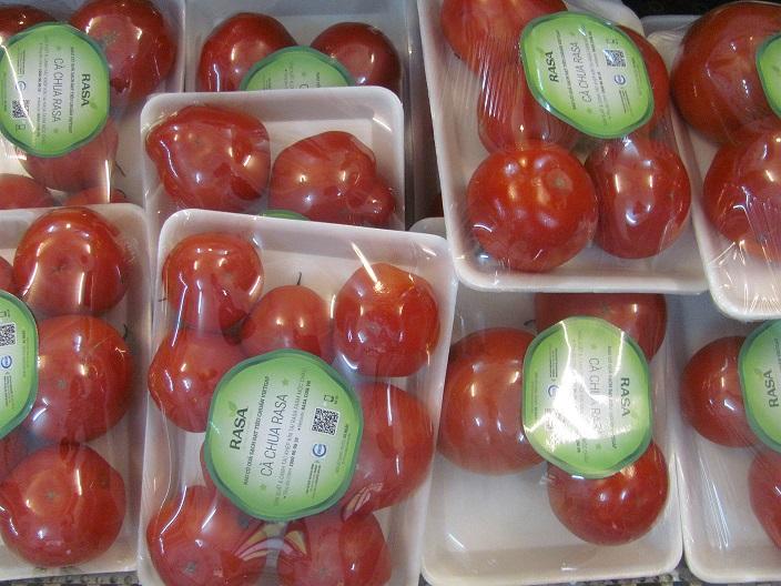 Cà chua Mộc Châu