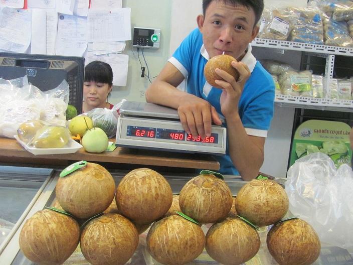 dừa mỹ
