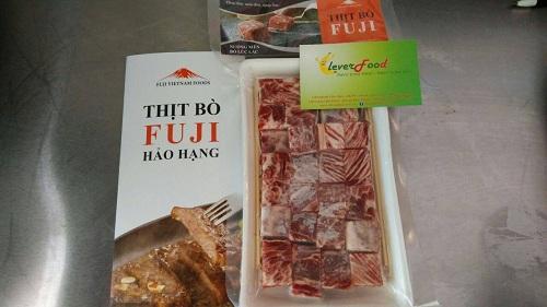 thịt bò FuJi