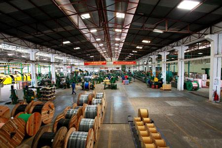 xưởng sản xuất Lioa