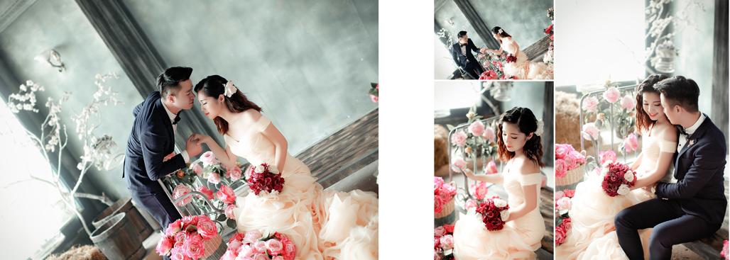 Chụp ảnh cưới đẹp độc lạ khi đến với OVY-WEDDING
