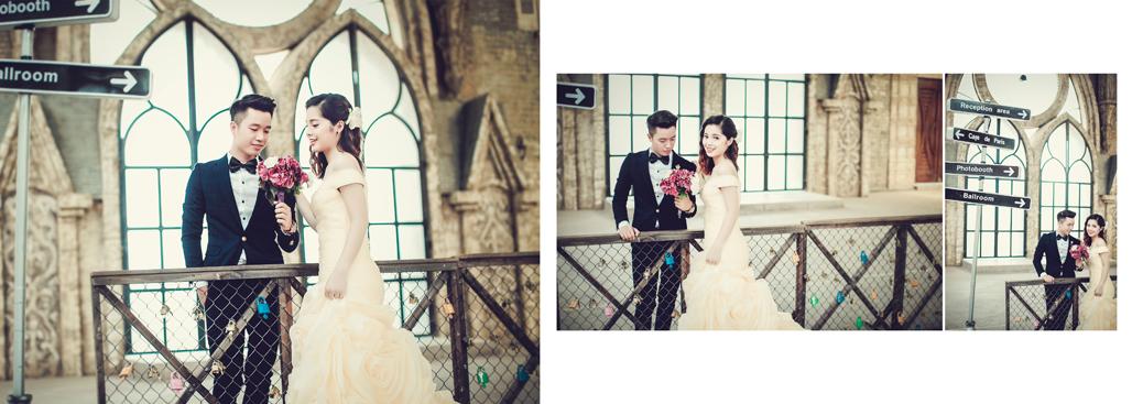 Cùng tìm hiểu về một số đại điểm chụp ảnh cưới ở Hà Nội