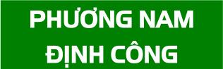 San bong da Phuong nam dinh cong